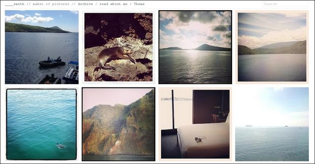 Using a digital travel journal like Instagram to upload pictures easily as you go.
