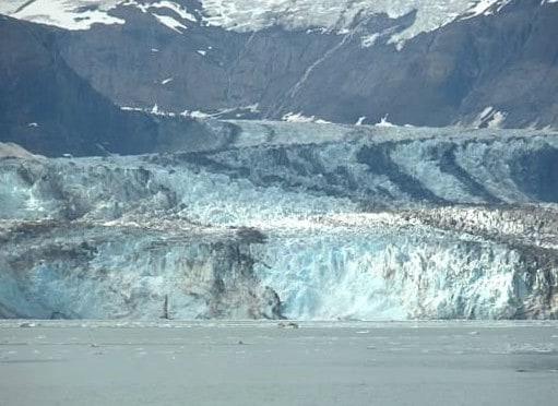 Marjorie glacier in Glacier Bay National Park.